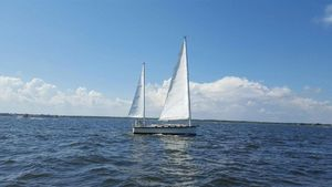 Used Ticon 34 Ketch Sailboat For Sale