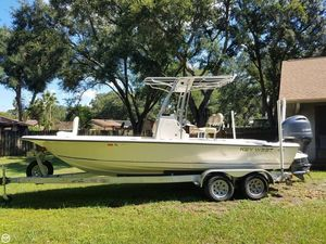 Used Key West 230 Bay Reef Center Console Fishing Boat For Sale