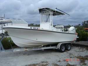 Used Dusky 20 C/C Center Console Fishing Boat For Sale