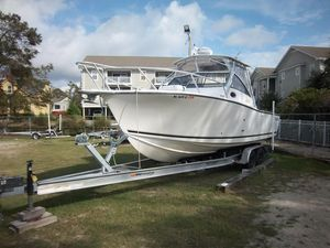 Used Albemarle 280 Express Fisherman Center Console Fishing Boat For Sale