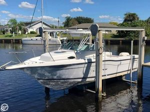 Used Striper SeaSwirl 2600 Walkaround Fishing Boat For Sale