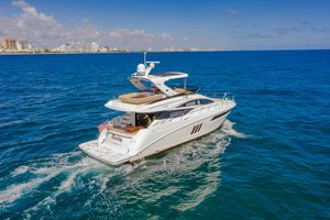 Used Sea Ray 590 Fly Motor Yacht For Sale