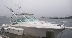 Used Cabo 32 Express Cruiser Boat For Sale