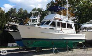 Used Island Gypsy 32 Sedan Trawler Boat For Sale