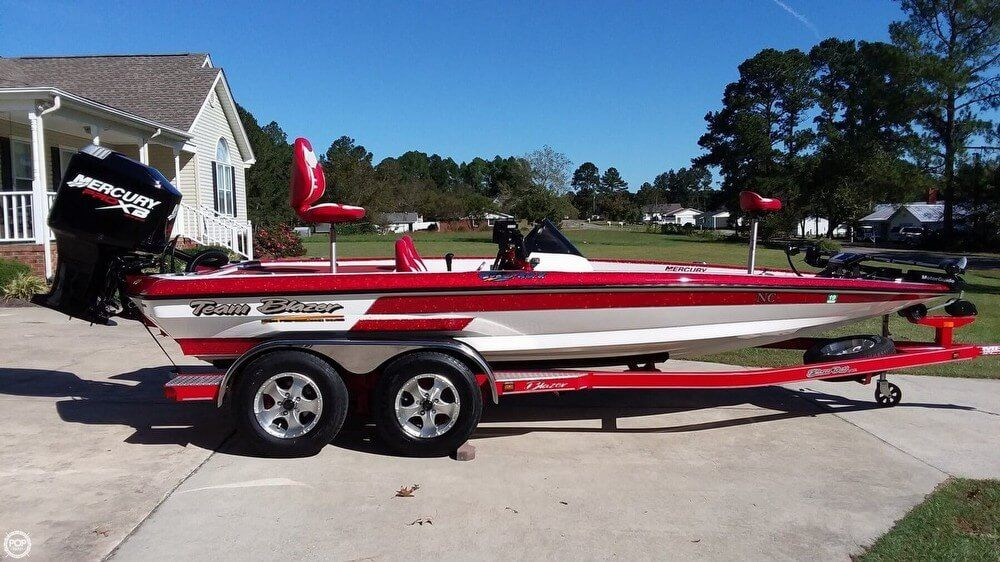 2013 Used Blazer 202 Prov Bass Boat For Sale 30 000