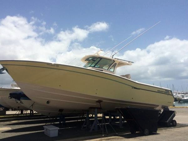Used Grady White Canyon 366 Center Console Boat For Sale