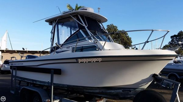 Used Grady-White Overnighter 20 Sports Fishing Boat For Sale