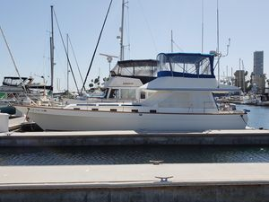 Used Lancer Yachts 45 Cruiser Boat For Sale