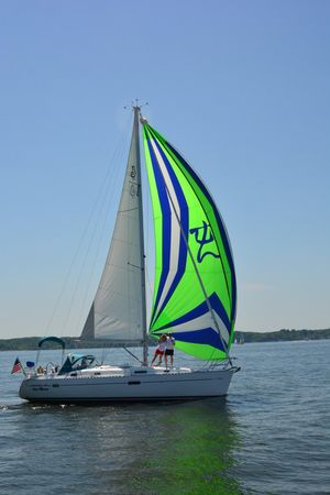 Used Beneteau 361 Oceanis Racer and Cruiser Sailboat For Sale
