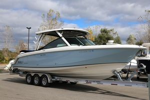 Used Boston Whaler 320 Vantage320 Vantage Dual Console Boat For Sale