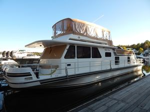 Used Gibson 5500 Series Motor Yacht For Sale