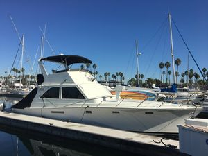 Used Ocean Sport 40 Sports Fishing Boat For Sale
