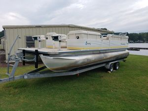Used Bentley 240 FISH240 FISH Pontoon Boat For Sale