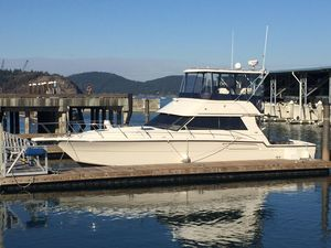 Used Tiara 4300 Convertible Motor Yacht For Sale