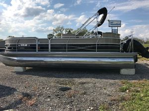 Used Excursion X23-rfe Pontoon Boat For Sale