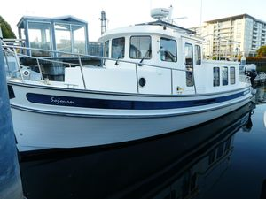 Used Nordic Tugs 32' Trawler Boat For Sale