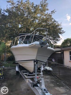 Used Stamas 288 Liberty Express Cruiser Boat For Sale