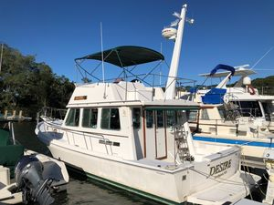 Used Shannon Voyager 36 Cruiser Boat For Sale