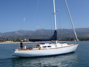 Used Hinckley 38 Sloop Sailboat For Sale