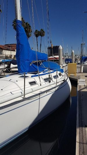 Used Catalina Sloop S & S Sloop Sailboat For Sale