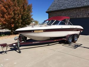 Used Reinell 203 BR Bowrider Boat For Sale