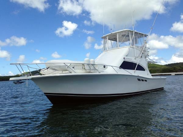 Used Luhrs 36 Convertible Boat For Sale