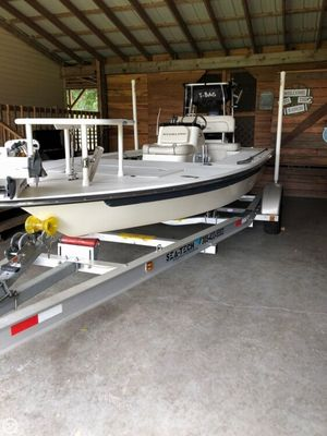 Used Sterling Powerboats TR7 Flats Fishing Boat For Sale