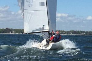 Used J Boats J/70 J70 Racer and Cruiser Sailboat For Sale