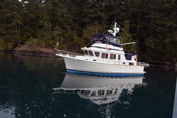 Used Selene Ocean Trawler 36 Trawler Boat For Sale