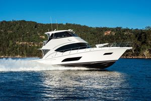 New Riviera 57 Enclosed Flybridge Motor Yacht For Sale