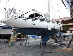 Used Catalina Sloop 38 Sloop Sailboat For Sale