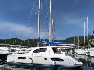 Used Leopard 44 Cruiser Sailboat For Sale