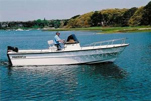 Used Maritime Skiff 20 Defiant Center Console Fishing Boat For Sale