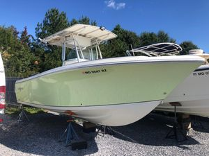 Used Sailfish 236cc Center Console Fishing Boat For Sale