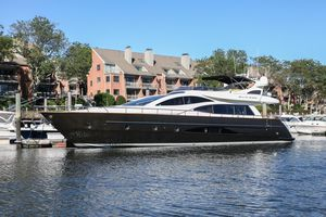 Used Riva 75' Venere Motor Yacht For Sale