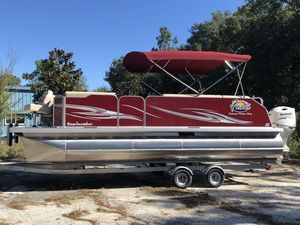 New Fiesta 22' Beachcomber22' Beachcomber Pontoon Boat For Sale
