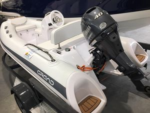New Grand Inflatables G380 Tender Boat For Sale