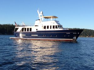 Used Sea Spirit Motor Yacht For Sale