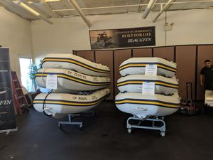 Used Ranger 290 Rigid Sports Inflatable Boat For Sale