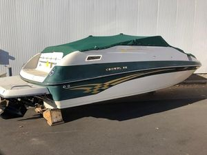 Used Crownline 239239 Bowrider Boat For Sale