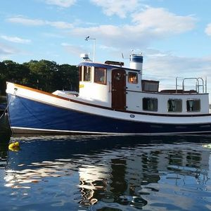 Used Lord Nelson Victory Tug (hull #48) Tug Boat For Sale