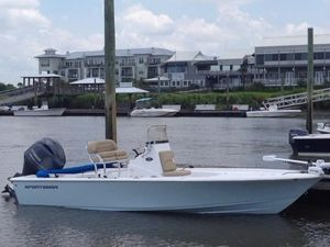 Used Sportsman Masters 207 BB Center Console Fishing Boat For Sale