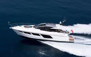 Used Sunseeker Predator 57Predator 57 Express Cruiser Boat For Sale