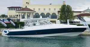 Used Intrepid 475 Sport Yacht High Performance Boat For Sale