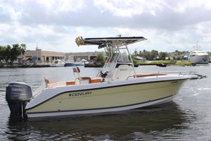 Used Century 2200 Center Console2200 Center Console Center Console Fishing Boat For Sale