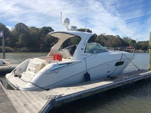 Used Sea Ray 350 Sundancer® Cruiser Boat For Sale