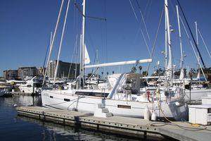 Used Beneteau 45 Cruiser Sailboat For Sale