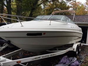 Used Glastron GS 229 Walkaround Fishing Boat For Sale