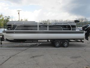 New Regency 254 LE3254 LE3 Pontoon Boat For Sale