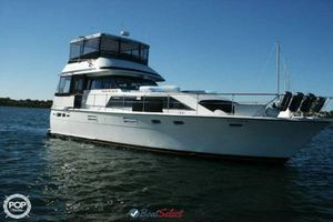Used Trojan 44' Aft Cabin Trawler Boat For Sale